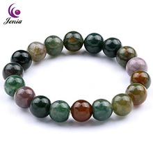 Bracelet Jewelry Charm Beads Mens Bracelets with Natural Stone
