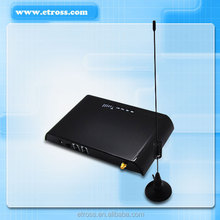 GSM FWT Etross 8848G , It can connect with ordinary telephone set, PBX , VOIP Gateway, Billing meter etc.