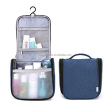 Personal Travel shower Bathroom organizer toiletry wash Bag