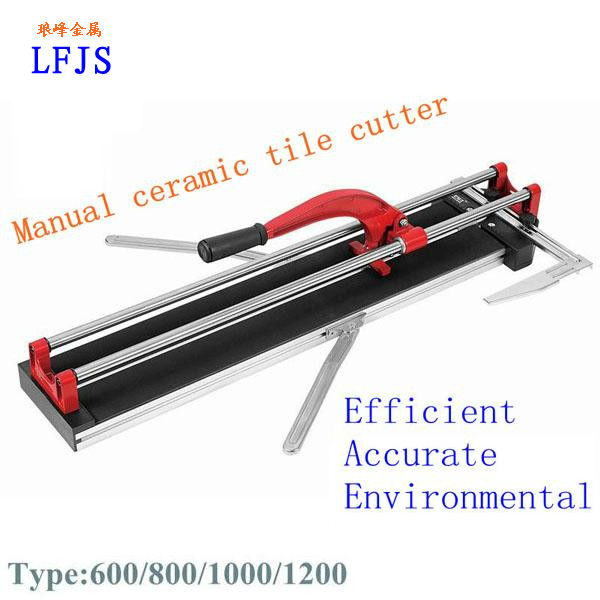 For cutting glazed pottery,tile cutting machine