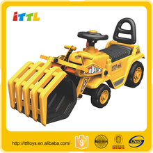 2015 Chenghai Cheap Kids Car Engineering Construction Trucks Toys Indoor Ride On Car Kids Trucks