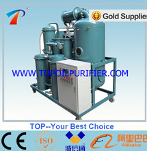 Multi-stage filtration system,Multifunctional hydraulic oil processing plant