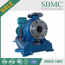 PFA lining solvent chemical pulp transfer pump manufacture