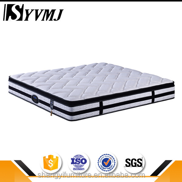 Hard Cheap Continuous Spring Mattress