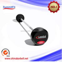 Fitness Equipment olympic barbell weight plate rubber cover