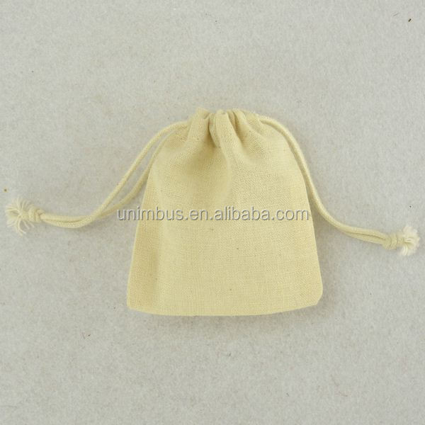Microfiber Sunglasses Cloth Bag With String With Bead