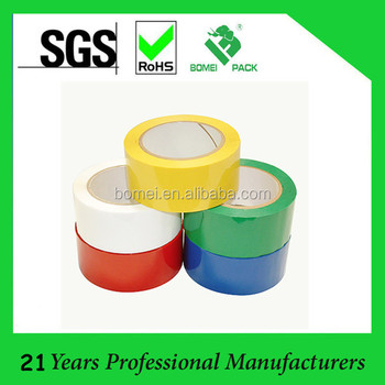 BOPP Adhesive Colored Packing Tape