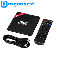 2017 Best price of T96 Pro+ S912 3G 32G alibaba China Factory Android 6.0 TV Box