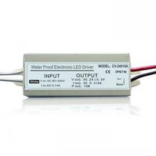 LED Waterproof Power Supply CE RoHS Approved 10W 24V 0.42A LED Driver CV-24010A