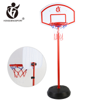 2.1M junior safety removable basketball frame with accessories