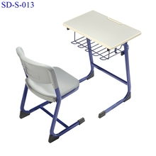 No.SD-S-013 High Quality Primary School Student Table And Chairs Used In Classroom