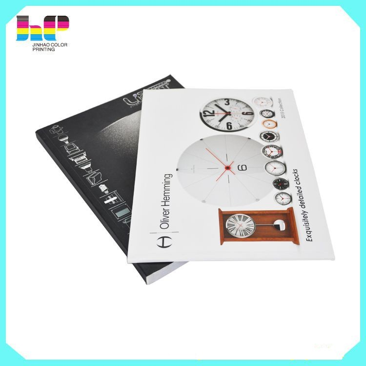 Best chinese offset printer brochures and booklet printing