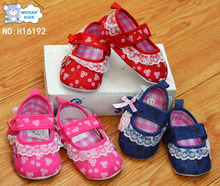 Casual style guangzhou wholesale baby shoes