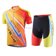 2017 Latest cycling jersey summer short sleeve <strong>sportswear</strong> quick dry
