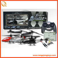 hot sale 4.5 channel rc helicopter with gyroscope 4 channel mini rc helicopter RC526514