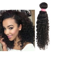 Aliexpress Top seller Fantastic factories for sale in China Unprocessed 100% Virgin Real Malaysian Deep Curly Weft