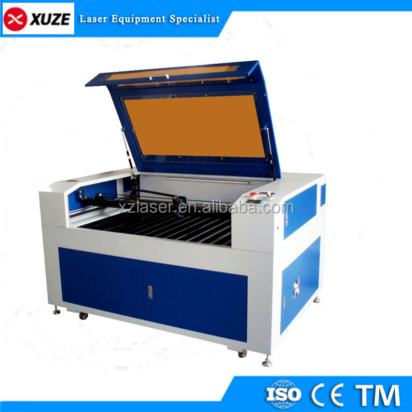 Small low cost carpet laser cutting machine for arts and crafts
