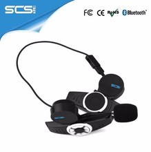 1000 Meters Wireless Bluetooth Referee Headset with mic