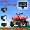 usa market hot sale offroad led light , 10w cree led work light