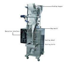 Cheap High speed automatic popsicle liquid filling sealing packing machine