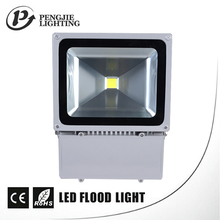 Floor standing flood light 100W for building outline lighting
