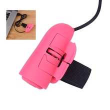Mini Cheap Notebook Optiacal Mouse Finger Ring Wired Mouse For Hand Wrist Rest Wholesale