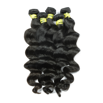 Wholesale top quality virgin indian remy hair from india