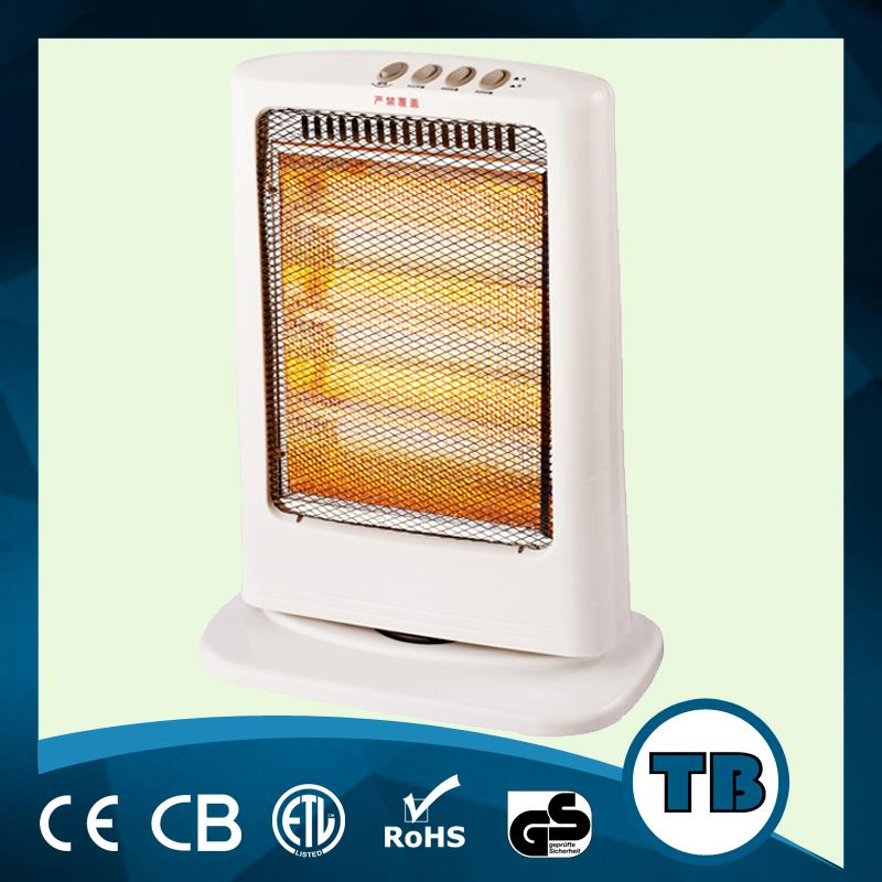 1200W 3tubes halogen heater for winter