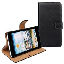 Hot Sale Wholesale Mobile Phone Bag Book Flip Stand Leather Wallet Cover Case for Huawei Ascend G700 Flip Etui Funda Capa Para