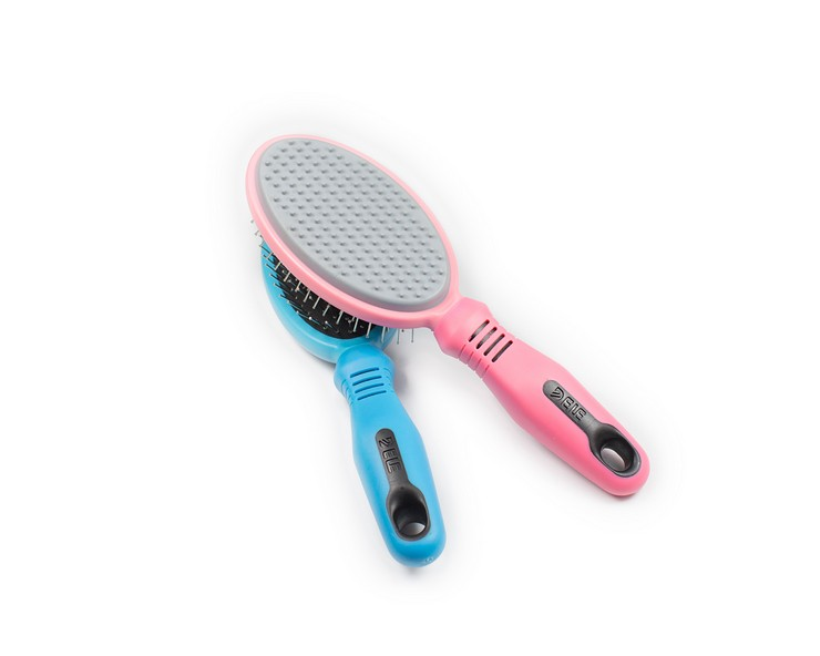Private label hair tools dog grooming tools pet grooming brush