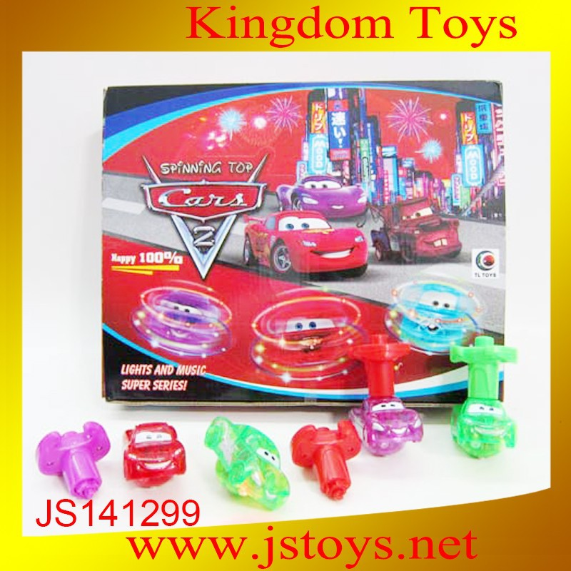 2015 new design flashing spinning top toy hot new products for 2015