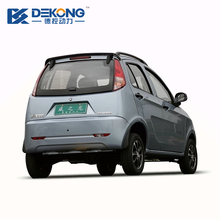 3000w New energy chinese 4 seats adult smart electric car
