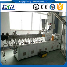 TPU Plastic Granules Color Masterbatch Plastic Making Machine Price/Hot Melt Extrusion Pharmaceutical Lab Scale Extruder