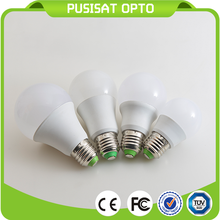 2017 new design factory brightness color changeable 3colors led bulb