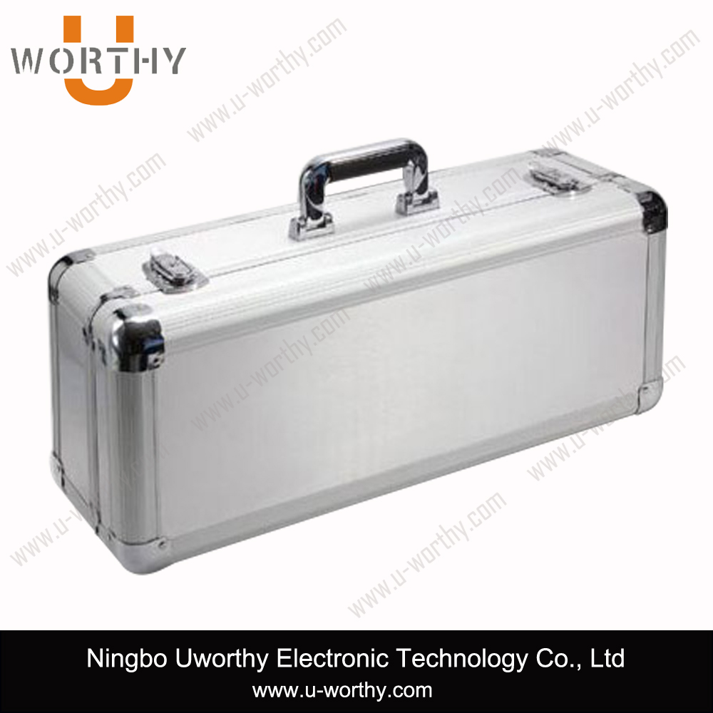 2015 alibaba china supplier light weight aluminum packaging boxes for mobile terminal transport cases