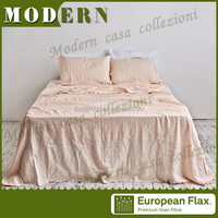 high quality home linen king size fitted bedspread / queen fitted bedspread