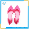 Girls PVC Jelly Flip Flops Slipper