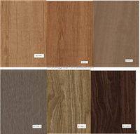 high quality wood texture PVC floor tile for data center