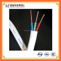 2X2.5 Al conductor flat wire BLVVB electric wire and cable 16mm electric resistance wire heating