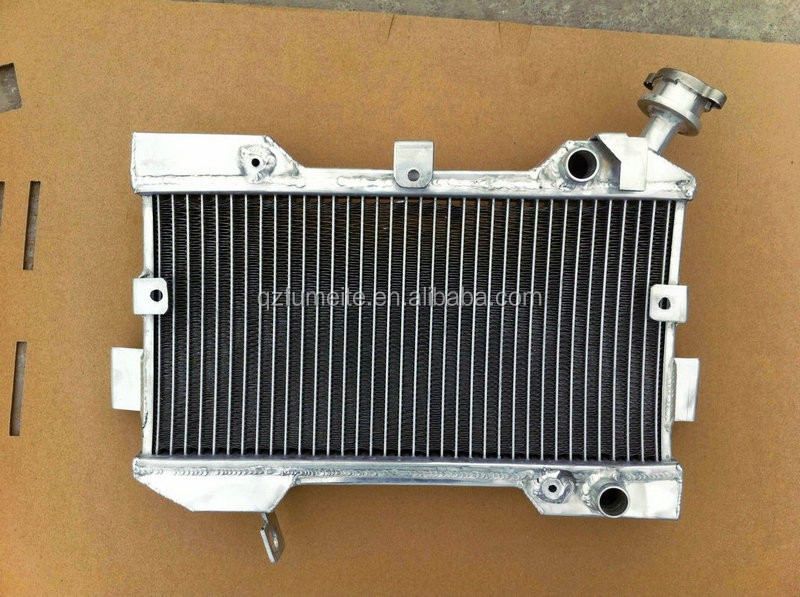 All Aluminum Radiator FOR Polaris Sportsman 500 2004-2008 2005 2006 2007