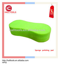 Green Sponge Polishing Pad