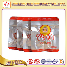 Aluminum foil vacuum Retort plastic Bag/pouch for meat/egg/chicken Food packing