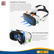 BOBO VR Z4 Virtual Reality VR 3D Glasses Answer Phone Call Video Glasses With Headphone Controller 3D