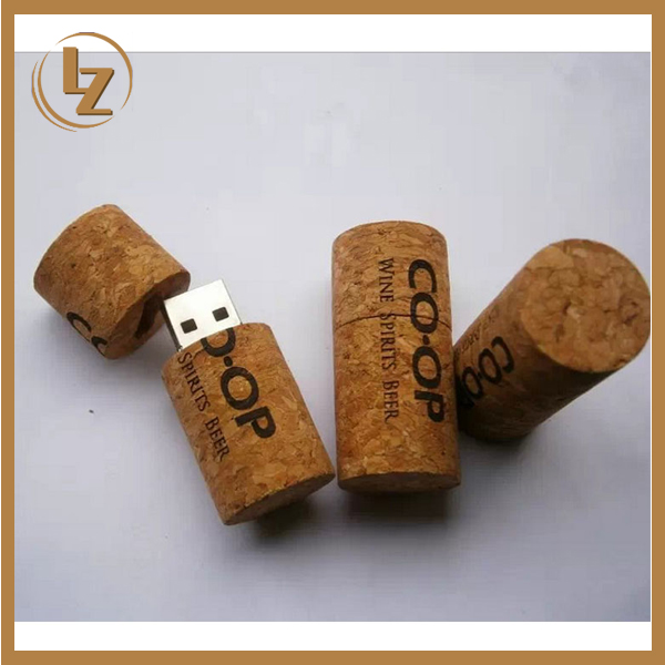 Promotional Red Wine Wooden USB Flash Drive 2GB 4GB 8GB 16GB 32GB Wooden USB 2.0 Flash Thumb Pen Drive USB Memory