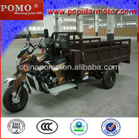 2013 Popular New Cheap Top Grade Water Cool Cargo 250cc Trike Motorcycle