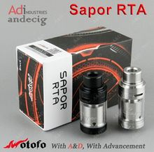New tank Wotofo Sapor RTA is satisfied by customers becuase of high quality and good price!