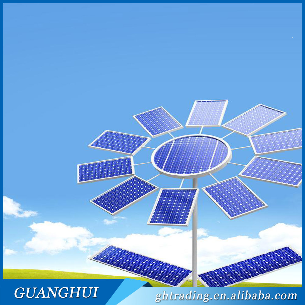 free anti-dumping 40% efficiency high capacity 100w solar panels for solar panel systerm