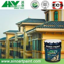 Factory price colorful art acrylic paint latex spray paint for building