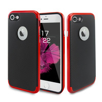 Solid color cell phone case for iphone 7 tpu case