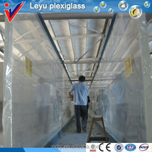 Acrylique super clear <span class=keywords><strong>verre</strong></span> aquarium réservoir
